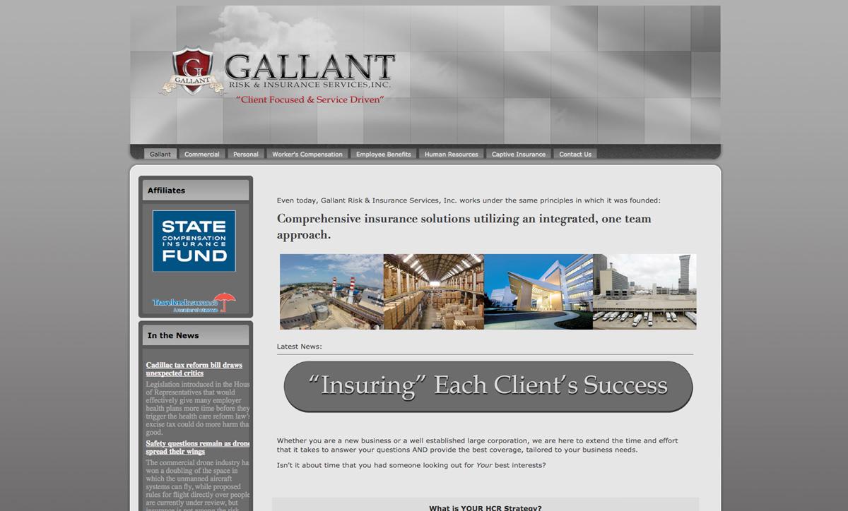 Gallant Risk