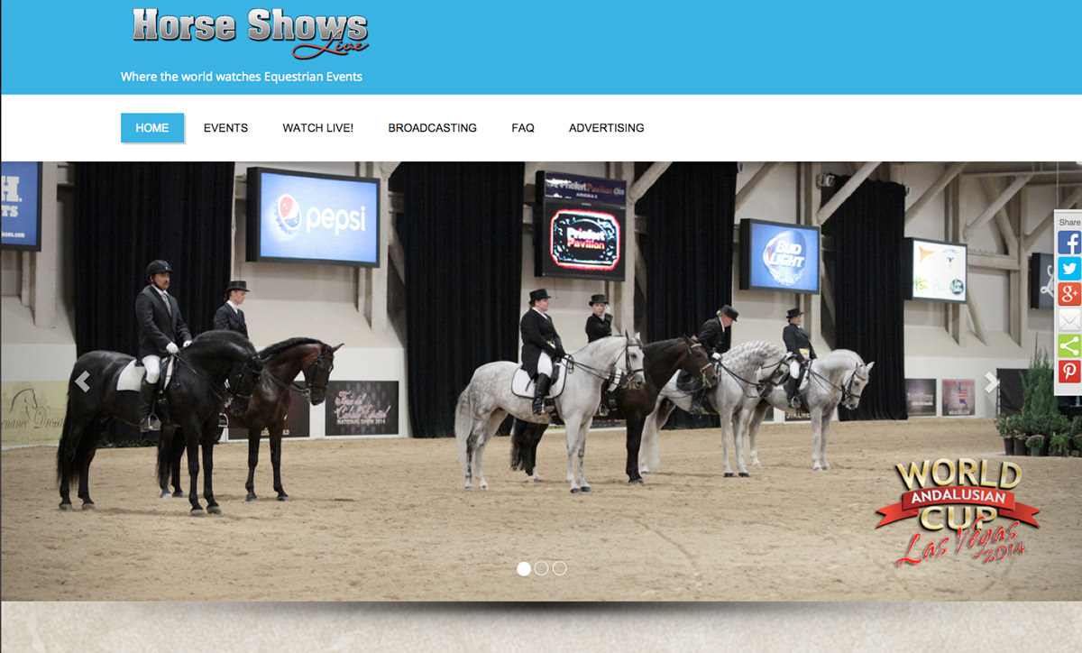 Horse Shows Live