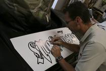 Custom Graphics stencils