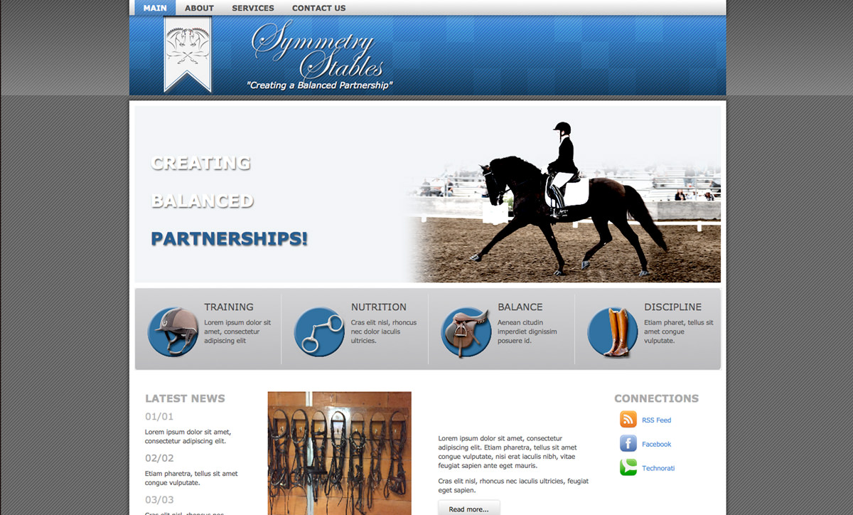 Symmetry Stables
