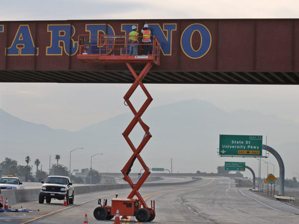 San Bernardino Bridge